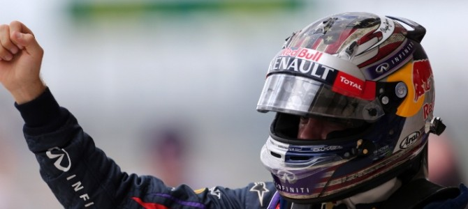 Sebastian Vettel could have reached the peak of his Formula 1 career