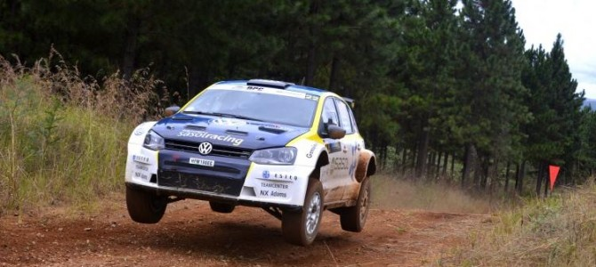 It  is still Toyota's Rally