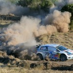 Rally Finland: SS 16  and a hattrick of wins for Latvala