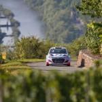 Rallye Deutschland (WRC): a drama-packed morning