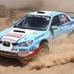 Chager wins Safari: Tundo finishes second, Baryan claims Africa Rally points