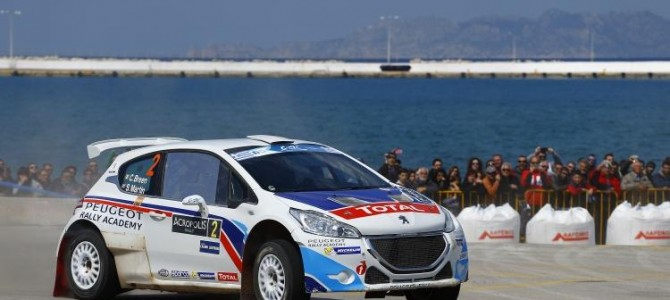 ERC stars set for mixed-surface spectacular in Cyprus