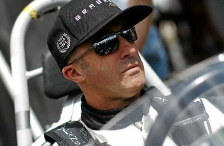 Brabham's on track for Formula 1 return