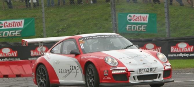 Rallye de France: Delecour to pilot Porsche 911 RGT