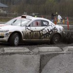First rally race in years for DirtFish