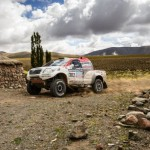Overdrive Racing fields strong team in Morocco