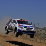 Giniel wins maiden national rally in the Cape