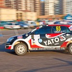 BOTTERILL AND VACY-LYLE BACK IN BUSINESS IN TOYOTA CAPE DEALER RALLY