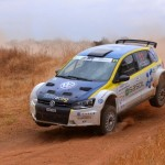 Volkswagen Sasolracing team off to rally in the Western Cape