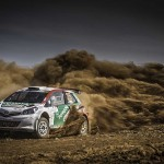FEKKEN/SWAN FIRST AWAY IN TOYOTA CAPE DEALER RALLY