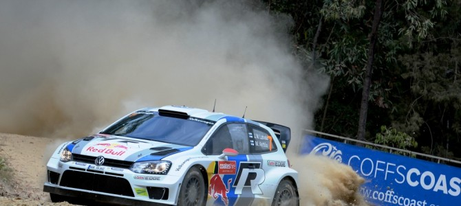Latvala claws time back from Ogier