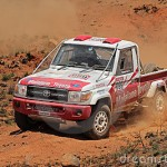 DAVID AND GOLIATH PRODUCTION VEHICLE BATTLE AT VRYBURG 450