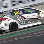 Hexathron Racing develop new Kia for CTCC