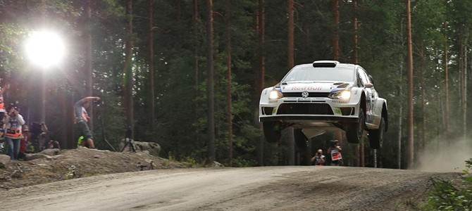 WRC Rallye de France: Latvala eyes first asphalt win
