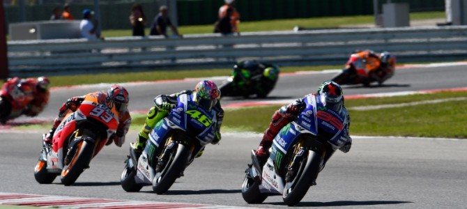 Lorenzo ecstatic after claiming maiden 2014 victory