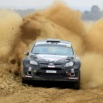 DEFENDING CHAMPIONS CRONJE/HOUGHTON TAKE EARLY LEAD IN TOYOTA CAPE DEALER RALLY