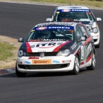 Loads of Action Crammed Into Two Engen Volkswagen Cup Races
