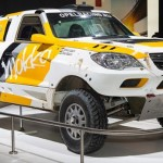 Watch out Dakar, the Mokka's coming