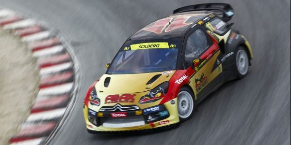 Peter Solberg's guide to World RX at Estering
