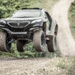 The 2008 DKR clocks up testing kilometres in France