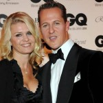 Michael Schumacher goes home