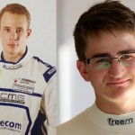 Swanepoel and Pepper to attend FIA Young driver Excellence Academy