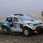 Atlas Copco Ford Racing aiming for victory on 6th round of Donaldson Cross Country Championship