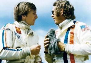 Derek Bell and Steve McQueen