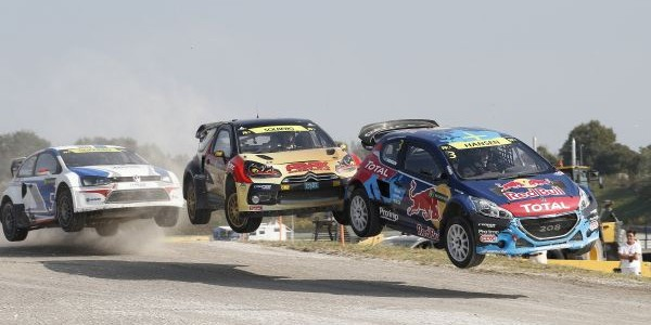 Hansen wins Italy RX as Solberg snatches World Championship titlte