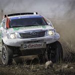 TOYOTA TRIO AT THE TOP IN DONALDSON CROSS-COUNTRY CHAMPIONSHIP