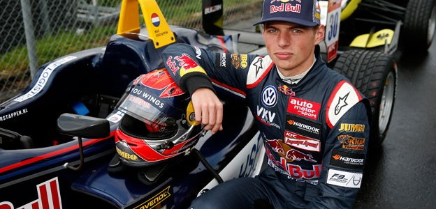 Formula 1 – Verstappen set to be youngest-ever F1 driver in Japan