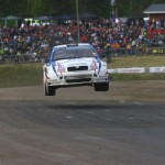 PG Andersson becomes 100th Supercar driver to enter World RX