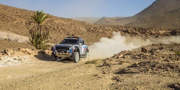 FIA Cross Country Rally World Cup decision in Portugal