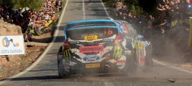 BLOCK KEEN ON WRC RETURN