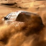 SUCCESSFUL DAKAR TEST ON RALLY OF MOROCCO FOR TOYOTA IMPERIAL HILUX