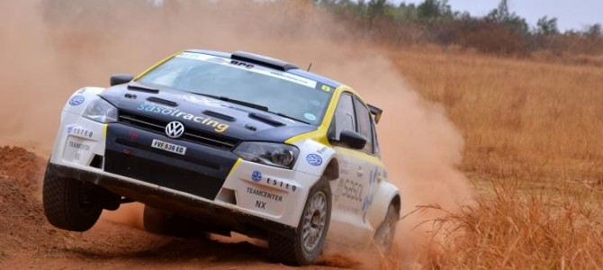 PENULTIMATE ROUND OF SA NATIONAL RALLY CHAMPIONSHIP STARTS IN POLOKWANE  TODAY