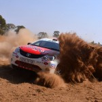 BOTTERILL AND VACY-LYLE IN THE DRIVER'S SEAT IN S1600 RALLY CHAMPIONSHIP