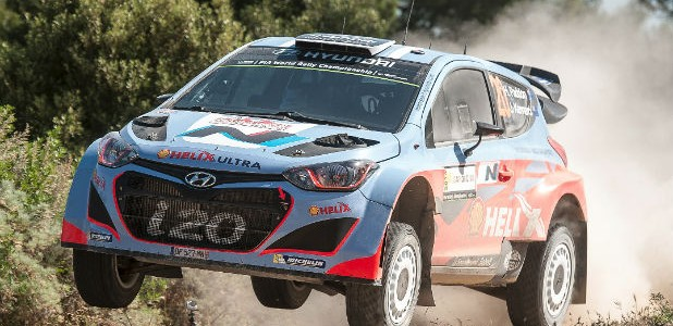 Hayden Paddon moving up a gear for Spain