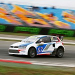 Istanbul: Heikkinen takes top place in the team rankings with Marklund in Polo RX