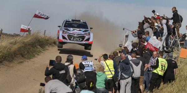 Hyundai Shell World Rally Team ready to tackle mixed surfaces at Rally de España