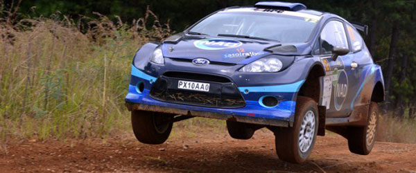 RING-A-RING O' DUSTY ROSES – Polokwane Rally Preview
