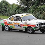 Rally legend Jimmy McRae to wow British fans