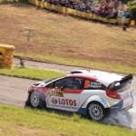 Kubica's drive cut short