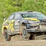 L'Estage wins his seventh Canadian Rally Championship