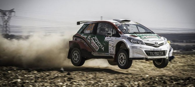 Poulter new SA Driver's Champion