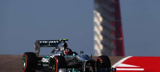 Mercedes fireworks can light up depleted US Grand Prix
