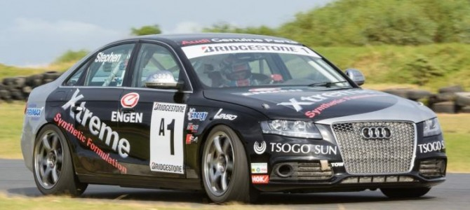 Championship chase down to the wire for Engen Xtreme Team