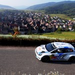 Latvala/Anttila claim historic WRC victory in France