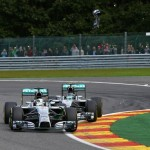 Formula 1 – Mercedes rivalry 'back to normal'