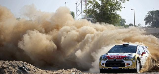 Sheikh Khalid seals victory at Abu Dhabi Rally
